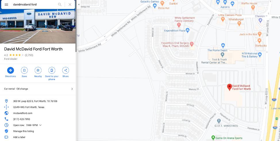 Google Review Mobile Home Dealer